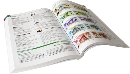 The Catalogue of Currencies